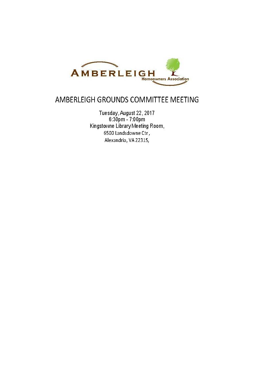 AMBERLEIGH GROUNDS COMMITTEE MEETING (002)